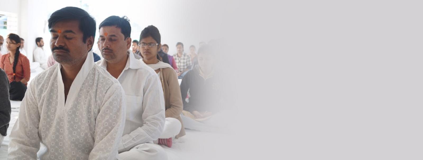 life management through medtation