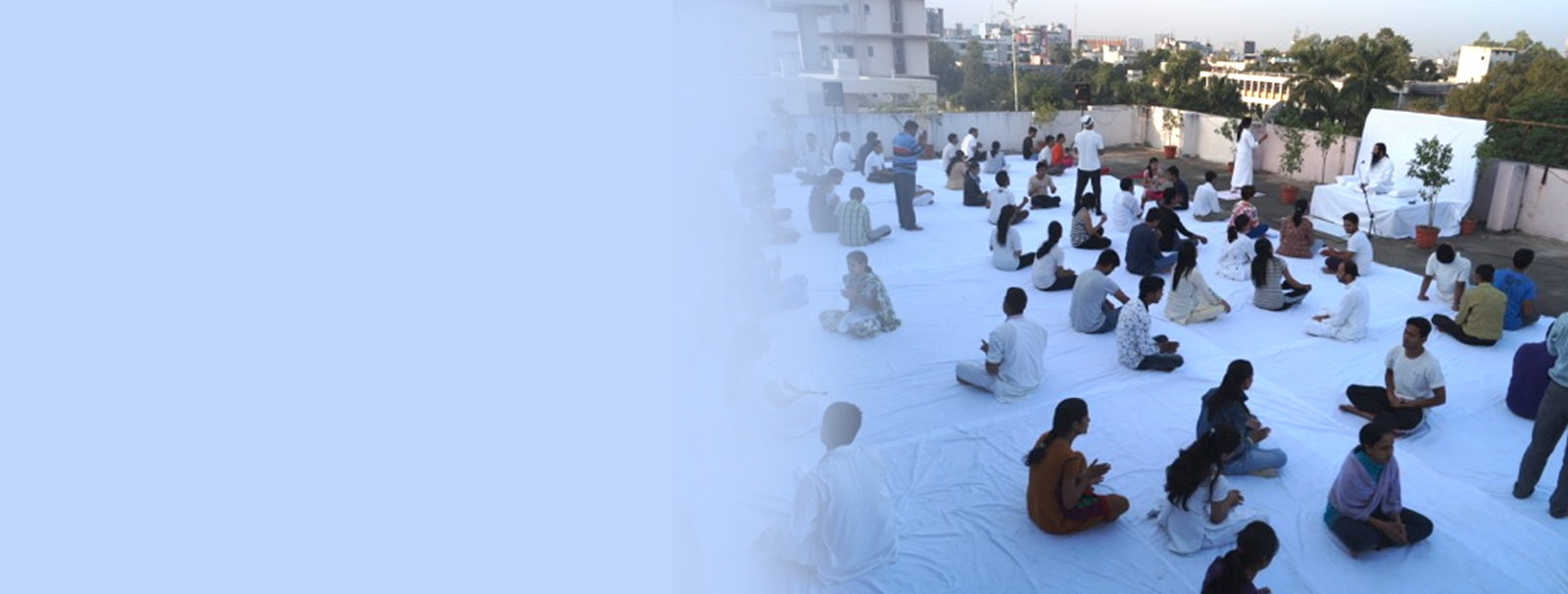 Meditation camps