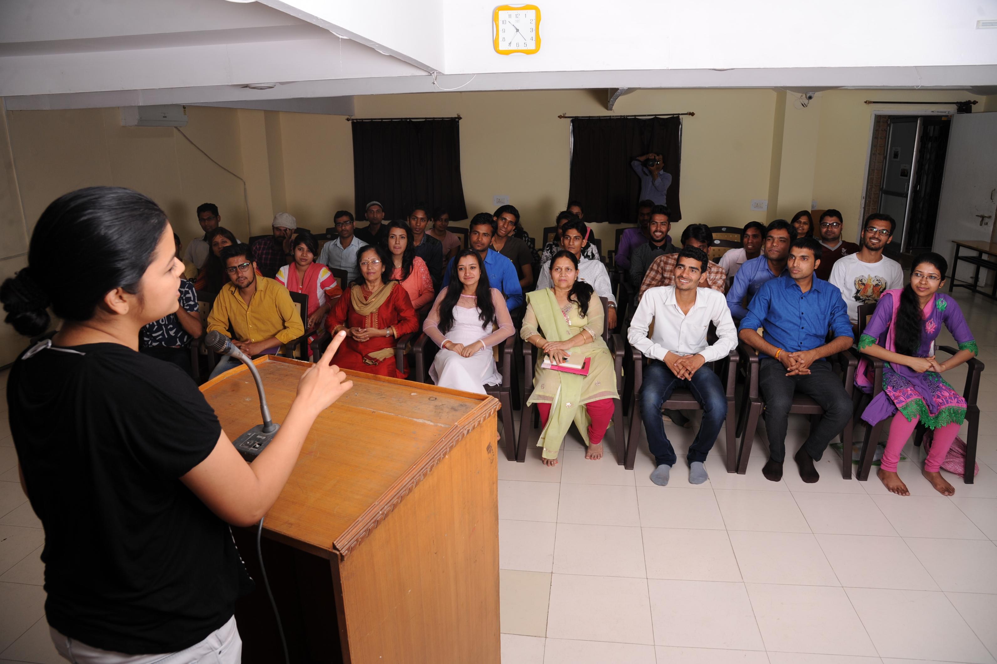 Presentation Skill development indore