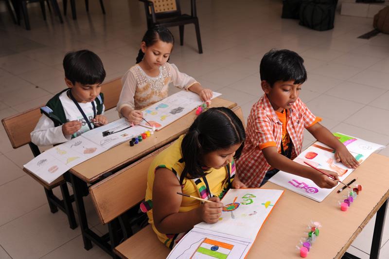 Kids Evening Activity classes indore