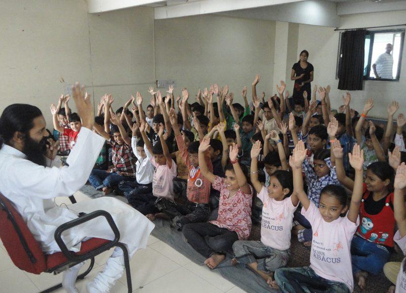 Kids meditation yoga in indore