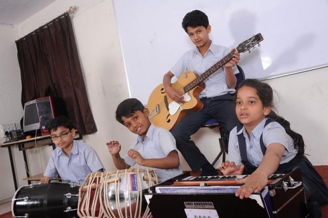 kids music activity indore
